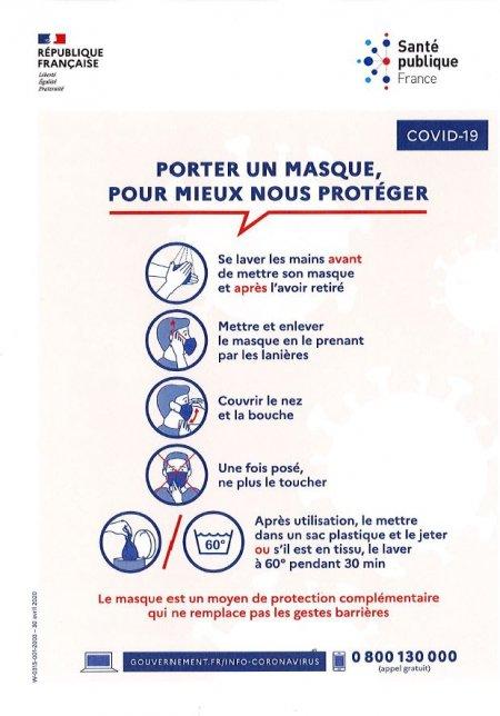 """Jean Castex annonce le port du masque obligatoire dans les lieux publics clos """"dès la semaine prochaine"""""""