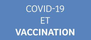 covid 19 et vaccination