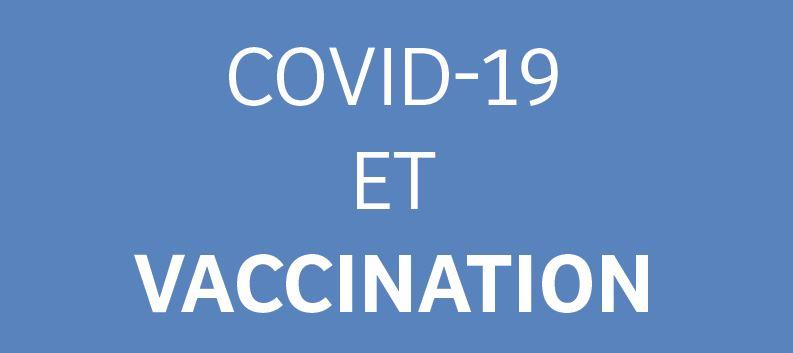 Memo COVID-19 et vaccination par le Groupe Hospitalier Artois-Ternois
